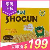 韓國 SHOGUN 怪獸香脆雞汁點心麵(30包入/盒裝)【小三美日】原價$249