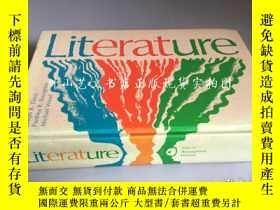 二手書博民逛書店literature:fiction罕見poetry drama