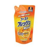 第一石鹼 中性洗碗精補充包 柑橘芳香 500ML/袋