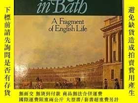 二手書博民逛書店The罕見Royal Crescent in Bath : A