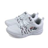 FILA 運動鞋 跑鞋 女鞋 白色 5-J903U-123 no103