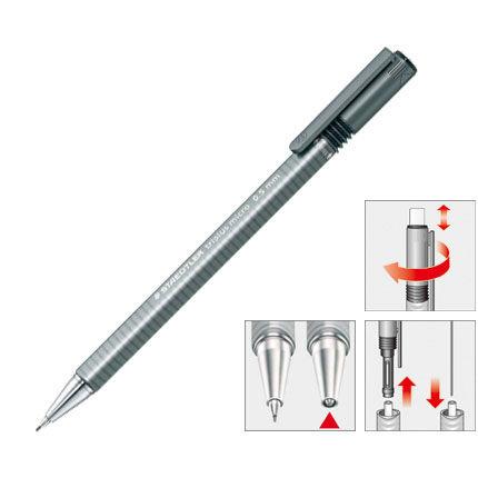 【奇奇文具】施德樓STAEDTLER 77425 0.5mm三角舒寫自動鉛筆