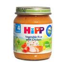 HiPP喜寶 天然蔬菜雞肉全餐125g