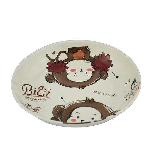 新比奇深皿 NO.3075兒童餐具/兒童學習餐具/美耐皿盤/餐盤