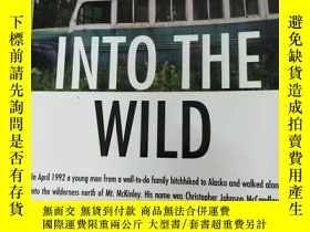 二手書博民逛書店Into罕見the Wild 【英文原版,品近 】Y11617