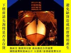 二手書博民逛書店Schooner:罕見Building a Wooden Boat on Marthas Vineyard-縱帆船