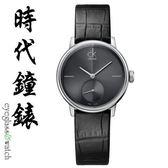 【台南 時代鐘錶 Calvin Klein】K2Y231C3 獨立秒針皮革腕錶 Uhren Accent CK 真品公司貨