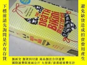 二手書博民逛書店Death罕見by Bikini Mysteries:Three Books in One!【36開 英文原版】(