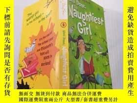 二手書博民逛書店The罕見naughtiest girl: 最頑皮的女孩Y212829