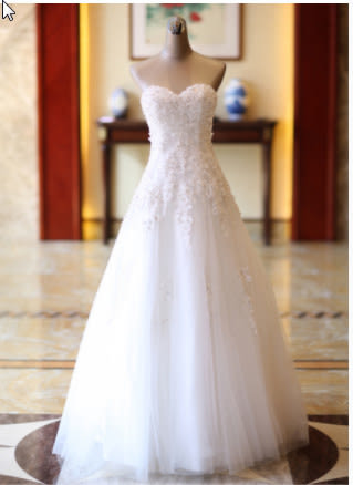 (45 Design)  訂做7天到貨 韓風婚紗禮服 晚宴 顯瘦性感晚宴結婚禮服婚紗 高級訂製短禮服25
