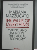 【書寶二手書T6/歷史_QDC】The Value of Everything: Making and Taking i