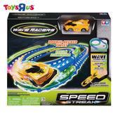 玩具反斗城【 Wave racer】 ALPHA 基本版雙層軌道組