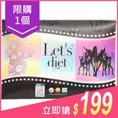 【限購】Lets diet 顯瘦防曬神襪(1件入)黑色/膚色 2款可選【小三美日】褲襪/防刮 原價$229