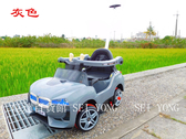 億達百貨館20592 電動童車雙驅動帶護欄童車遙控汽車大人可推行搖擺童車兒童騎乘早教功能特價