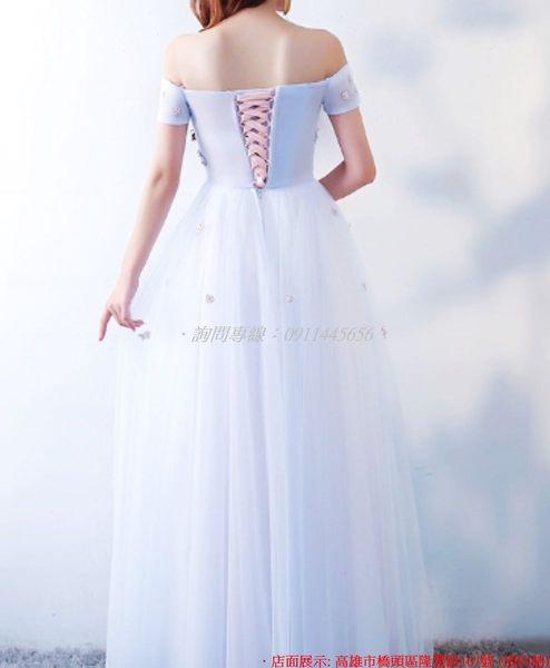 (45 Design高雄實體店面)  定製七天 晚禮服 洋裝 長禮服 伴娘服 前短後長 短禮服 小洋裝 胖媽媽 29