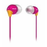 《省您錢購物網》福利品~飛利浦Philips音樂炫彩耳塞式耳機(SHE3583)買一送一