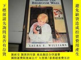 二手書博民逛書店BEHIND罕見THE BEDROOM WALL (精裝原版)Y