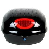 ROADSEEK摩托車尾箱電動車後備箱通用按壓鎖電瓶車大號容量後尾箱