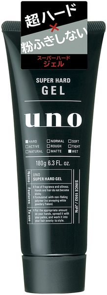 UNO強硬作風定型膠180g