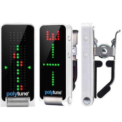 【敦煌樂器】tc electronic Polytune Clip 夾式調音器