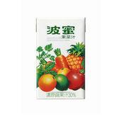 波蜜果菜汁250ml*6入【愛買】