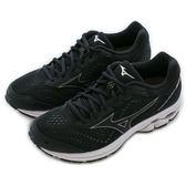Mizuno 美津濃 RIDER WAVE RIDER 22 WIDE  慢跑鞋 J1GD183209 女 舒適 運動 休閒 新款 流行 經典