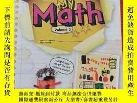 二手書博民逛書店罕見-Hill My Math Volume 2 16開 書後有水漬!Y23470 McGraw-Hill M