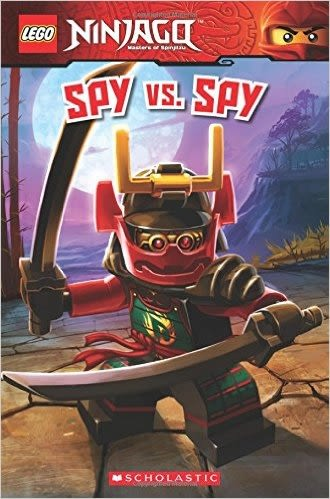 LEGO NINJAGO (樂高旋風忍者): SPY VS. SPY