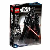 LEGO 樂高積木 LEGO 75534 達斯維達 黑武士 STAR WARS 星際大戰 COCOS LG042