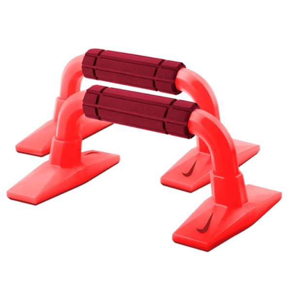 Nike Push-Up Grip 2.0 [NER09677NS] 健身 訓練 肌肉 有氧 伏地挺身 握把 紅