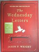 【書寶二手書T4/原文小說_GHV】The Wednesday Letters_Wright, Jason F.