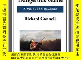 二手書博民逛書店The罕見Most Dangerous GameY410016 Richard Connell Start P