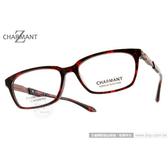 CHARMANT-Z 光學眼鏡 CH10257 RE (紅) 潮流時尚簡約款 平光鏡框 # 金橘眼鏡