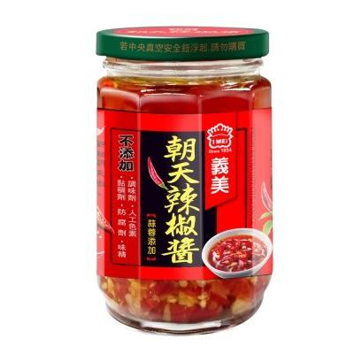 義美朝天辣椒醬230g