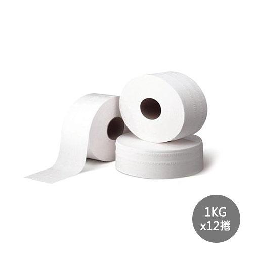 【五月花】大捲筒衛生紙1kg*12捲