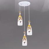 【大巨光】現代風吊燈_小(LW-09-4052)