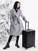 旅行箱行李箱鋁框拉桿箱萬向輪學生【快速出貨】