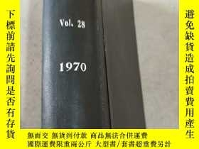 二手書博民逛書店materials罕見evaluation Vol.28 197