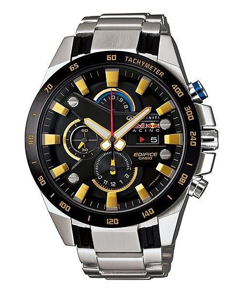 【時間光廊】CASIO 卡西歐 光動能 EDIFICE 限量聯名 賽車錶款 EFR-540RB-1ADR