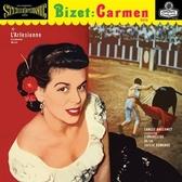 【停看聽音響唱片】【黑膠LP】比才:卡門組曲、阿萊城姑娘組曲 (180g45轉2LP)