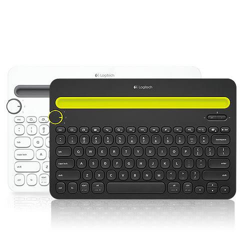 Logitech 羅技 K480 黑 多功能 藍芽鍵盤