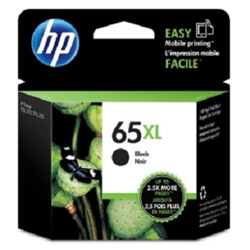 HP 65XL N9K04AA黑色墨水匣