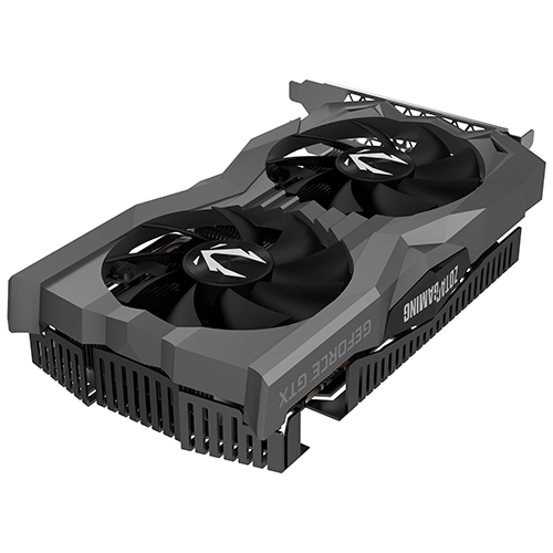 ZOTAC GAMING GeForce GTX 1660 AMP 6GB GDDR5  顯示卡