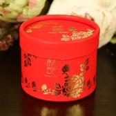 結婚喜糖盒圓筒喜糖盒紙盒喜糖盒