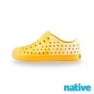 native 小童鞋 JEFFERSON 小奶油頭鞋-以黃之名