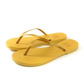 MALVADOS LUX 萊絲系列 夾腳拖 人字拖 拖鞋 雨天 黃色 女鞋 2005-2165 no024