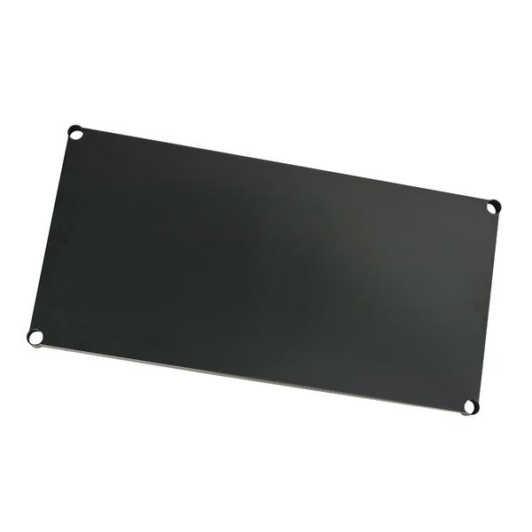 收納架/置物架/層架配件【配件類】90x45cm 極致工藝烤漆黑鐵板(含夾片) dayneeds