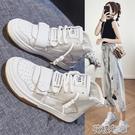 高筒鞋女秋季新款加絨女鞋百搭運動秋冬季鞋子爆款棉鞋小白鞋 快速出貨