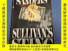 二手書博民逛書店Sullivan s罕見Sting【蘇利文的刺,勞倫斯·桑德斯