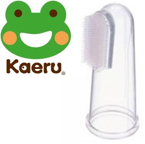 哈皮蛙Kaeru 乳牙刷